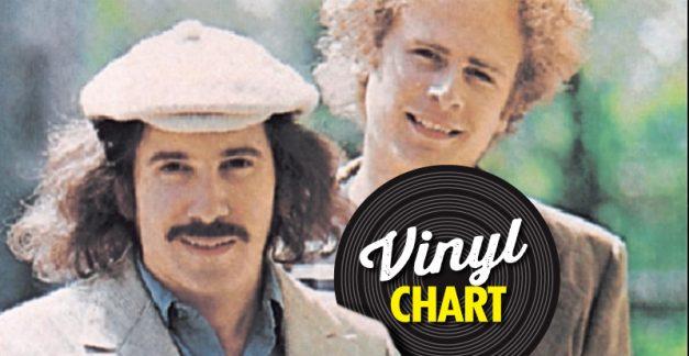 JB's vinyl chart (Jan 10 – Jan 16, 2020)