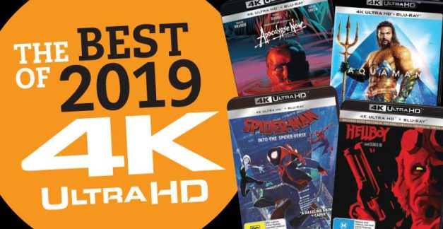 The Top 10 4K UHD releases for 2019