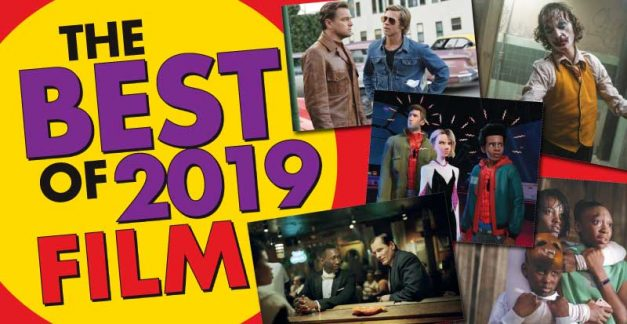 The Top 10 films of 2019
