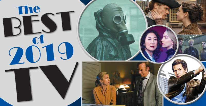 The Top 10 TV series for 2019