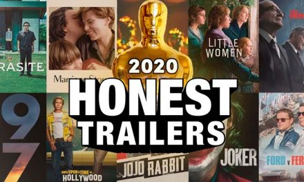 Honest Trailers do the Oscars 2020