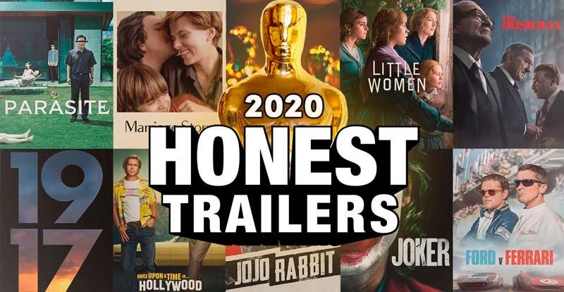 Honest Trailers do the Oscars 2020