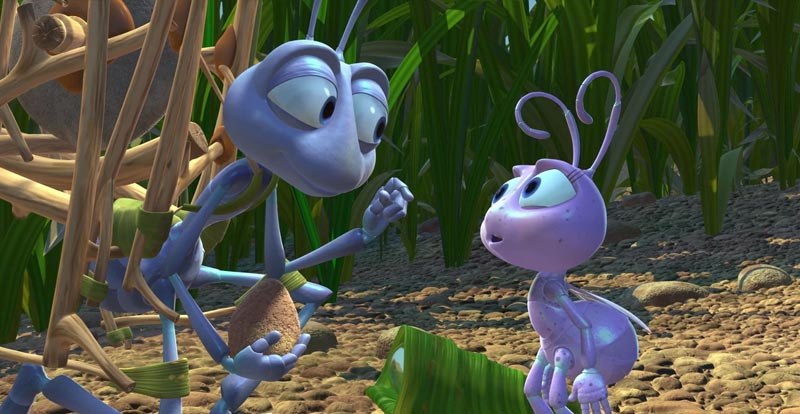 4K March 2020 - A Bug's Life
