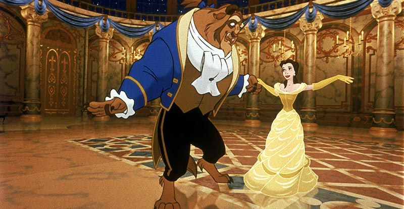 4K March 2020 - Beauty and the Beast (1991)
