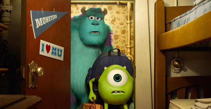 Monsters University – 4K Ultra HD review