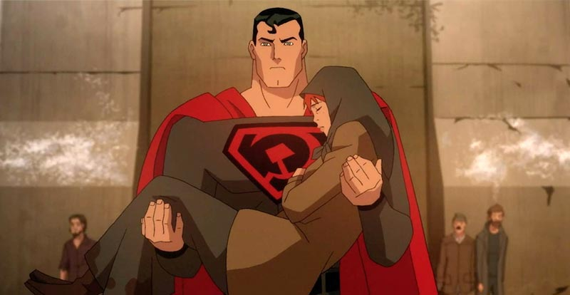Superman: Red Son – 4K Ultra HD review
