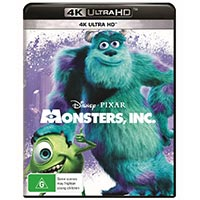 4K March 2020 - Monsters, Inc.