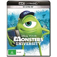 4K March 2020 - Monsters University