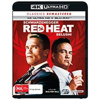 4K March 2020 - Red Heat