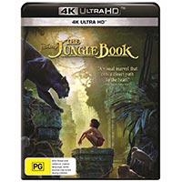 4K March 2020 - The Jungle Book (2016)