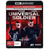 4K March 2020 - Universal Soldier