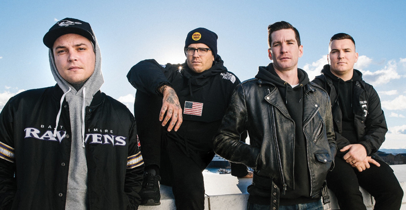 The Amity Affliction, 'Everyone Loves You… Once You Leave Them' review