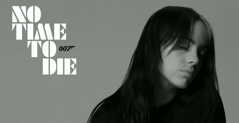 Hear the new Billie Eilish James Bond theme