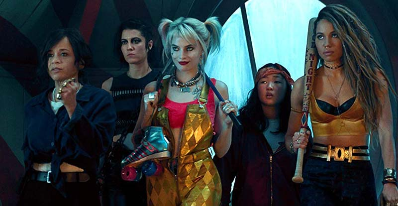 Birds of Prey: And the Fantabulous Emancipation of One Harley Quinn – review