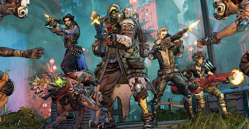 There's a Borderlands movie in the works