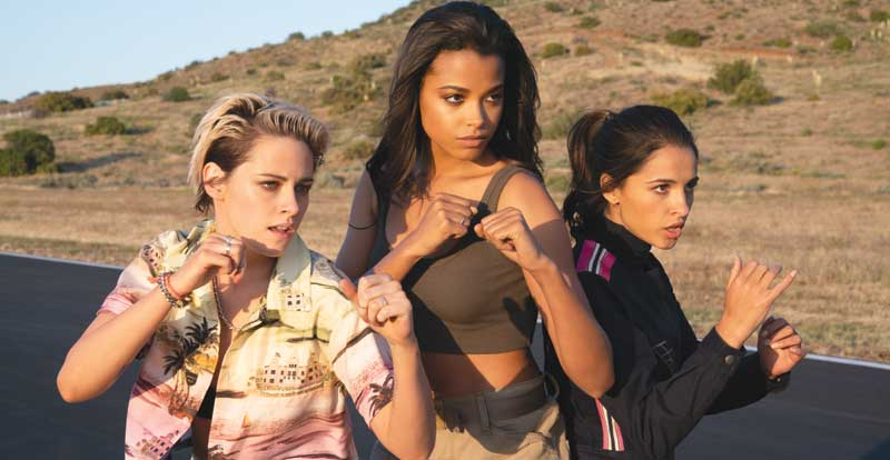 Charlie's Angels on DVD & Blu-ray March 11