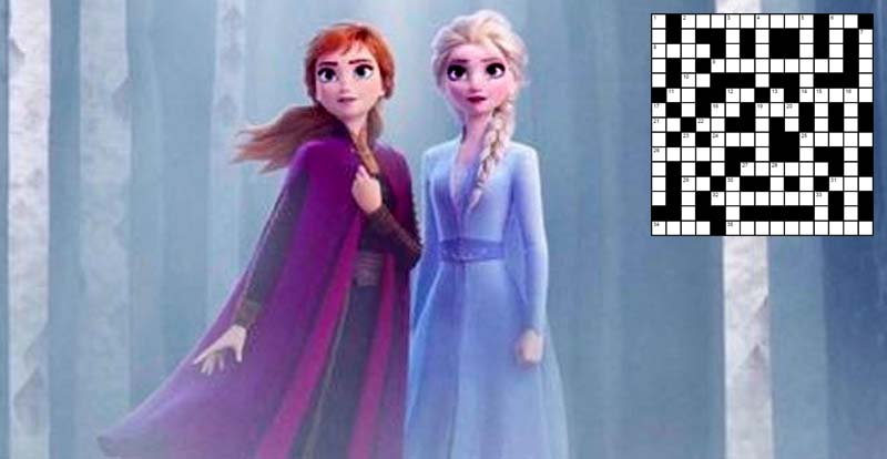 Into the unknown? STACK's Disney animated women crossword