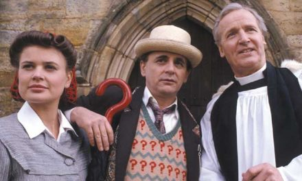 Doctor Who: Classic Season 26 on Blu-ray March 11