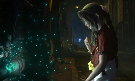 Watch the opening of Final Fantasy VII Remake