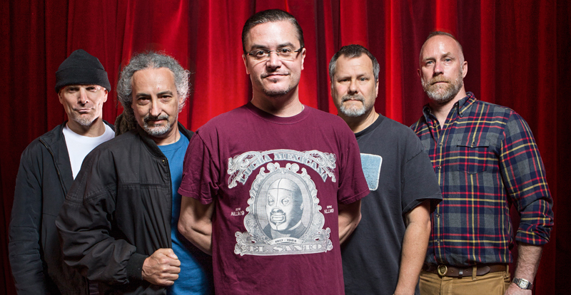 Faith No More are coming to Oz in May