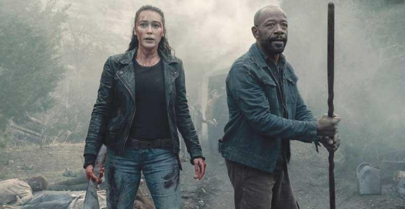 Fear the Walking Dead: Season 5 on DVD & Blu-ray March 25
