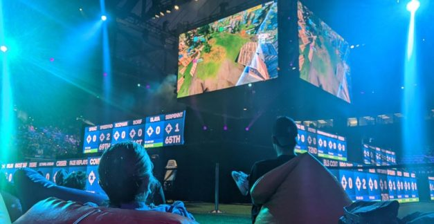 Fortnite AO Summer Smash – summary and gallery