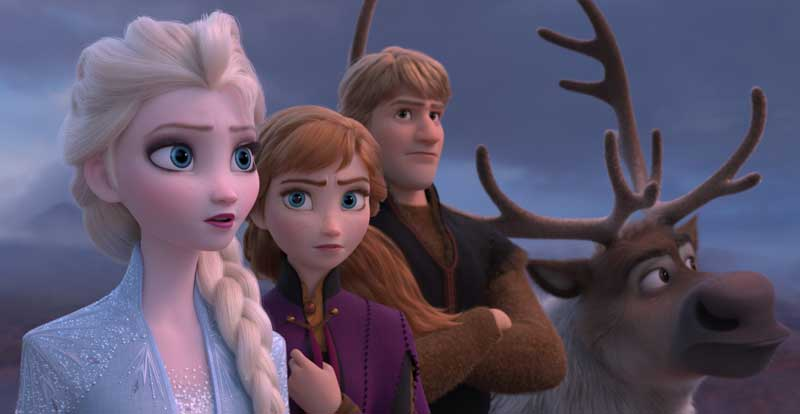 Interview with the voice cast – Frozen II