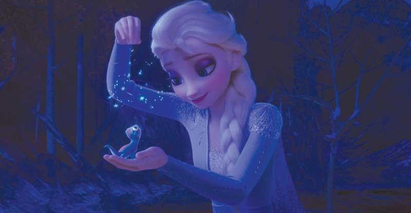 Frozen II on DVD, Blu-ray & 4K March 4