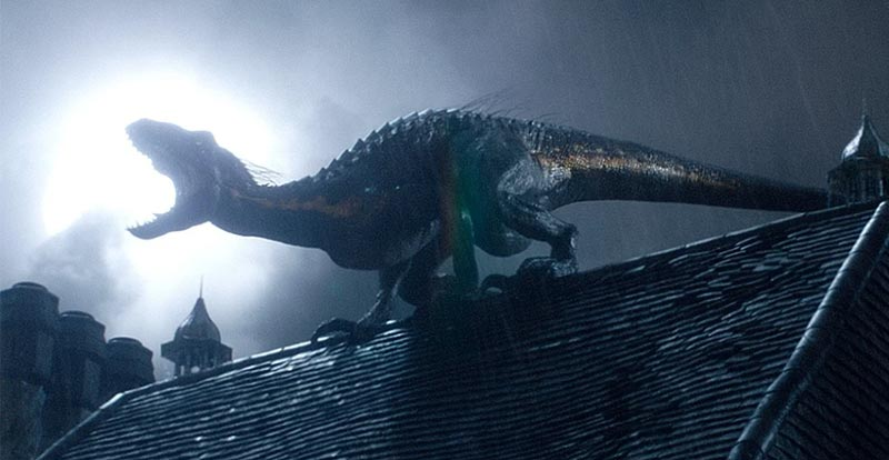 The third Jurassic World has an official title