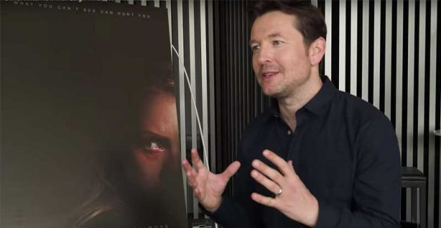 WATCH: Interview with Leigh Whannell – The Invisible Man