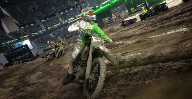 Hit the dirt! Monster Energy Supercross – The Official Videogame 3