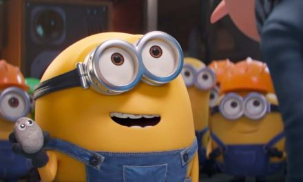 Minions: The Rise of Gru rocks!