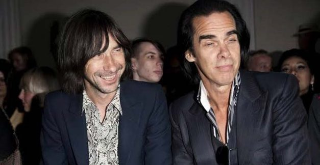 Nick Cave and Bobby Gillespie's text bromance is everything