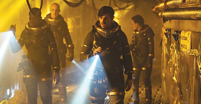 Nightflyers: The Complete Series on DVD & Blu-ray March 4