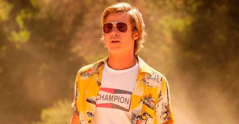 Brad Pitt - OUATIH