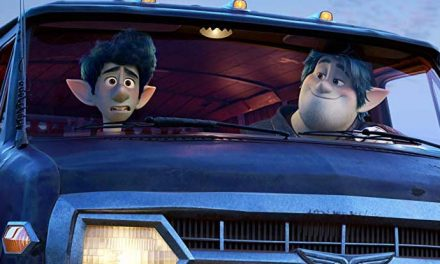 Looking into Pixar's Onward