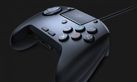Playing with the Razer Raion Fightpad for PS4