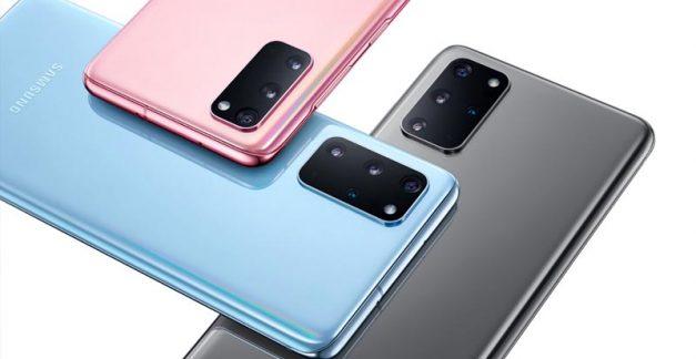 Samsung Galaxy S20 – mega phone, megapixels!