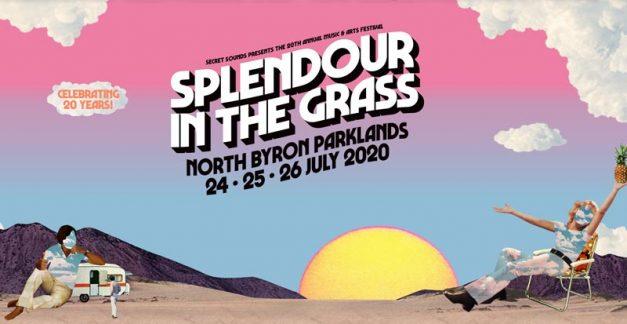 Splendid Splendour 2020 line-up drops