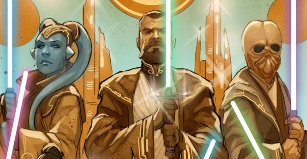 Star Wars: The High Republic to bring whole new worlds