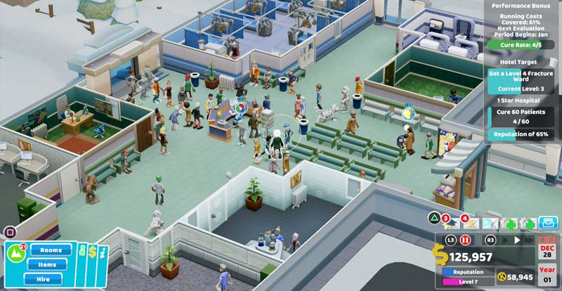 Two Point Hospital – review