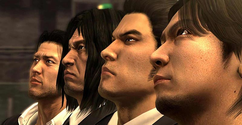 The Yakuza Remastered Collection – review