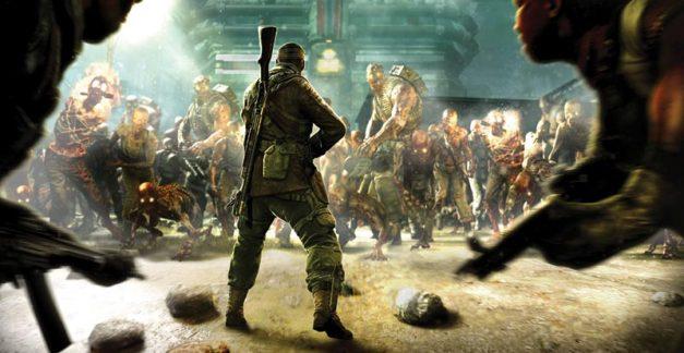 Better off zed! Zombie Army 4: Dead War interview