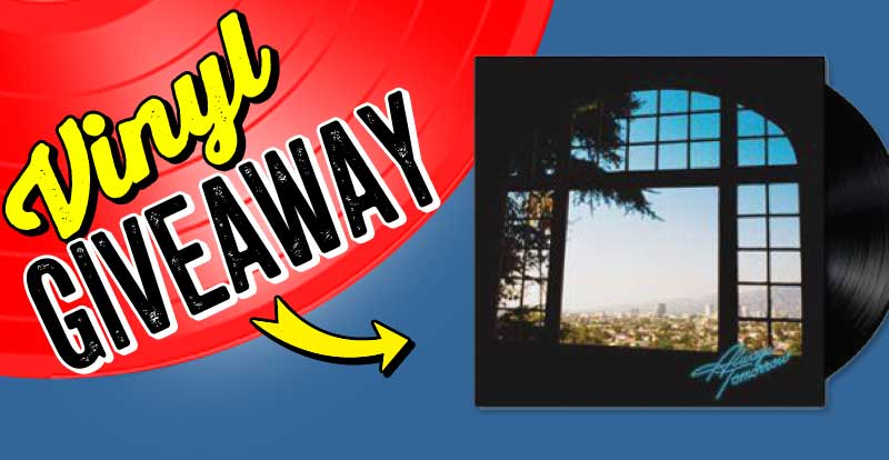 New release vinyl giveaway: Always Tomorrow