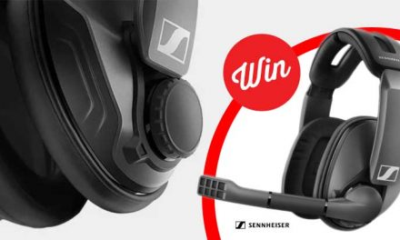 Exclusive Sennheiser gaming headset