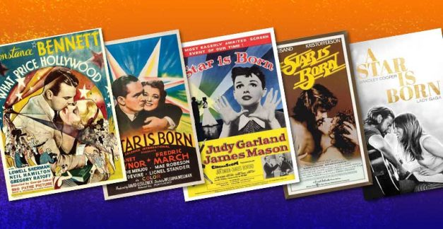Bob J's Movie Trivia – Hollywood's continuous love affair with A Star Is Born
