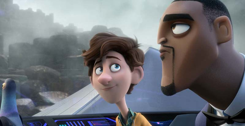 4K April 2020 - Spies in Disguise