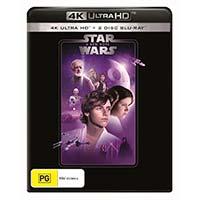 Star Wars Episode Iv A New Hope 4k Ultra Hd Review Stack Jb Hi Fi