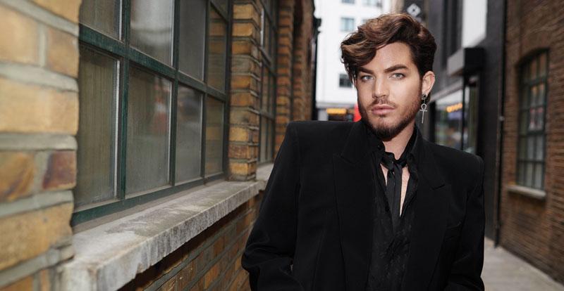 Adam Lambert chats lustrous new album 'Velvet'