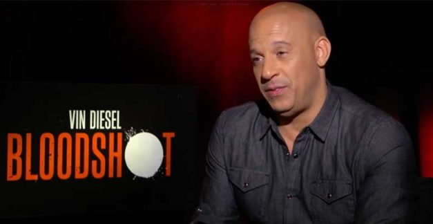 WATCH: Interview with the cast of Bloodshot